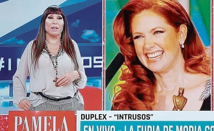 dMoria no le perdona a Andrea del Boca que vaya a los almuerzos de Mirtha en lugar de a su programa. Y le pegó.
