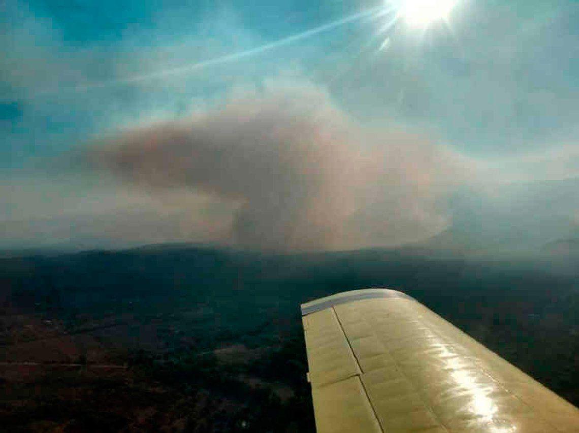 Incendios en Córdoba ya afectan casi 5 mil hectáreas