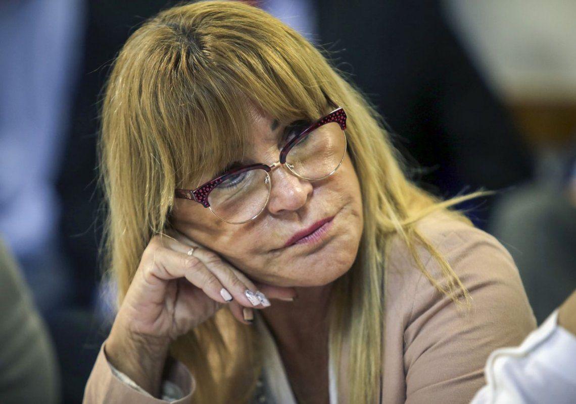 Internaron a Aída Ayala, la diputada de Cambiemos con pedido de desafuero