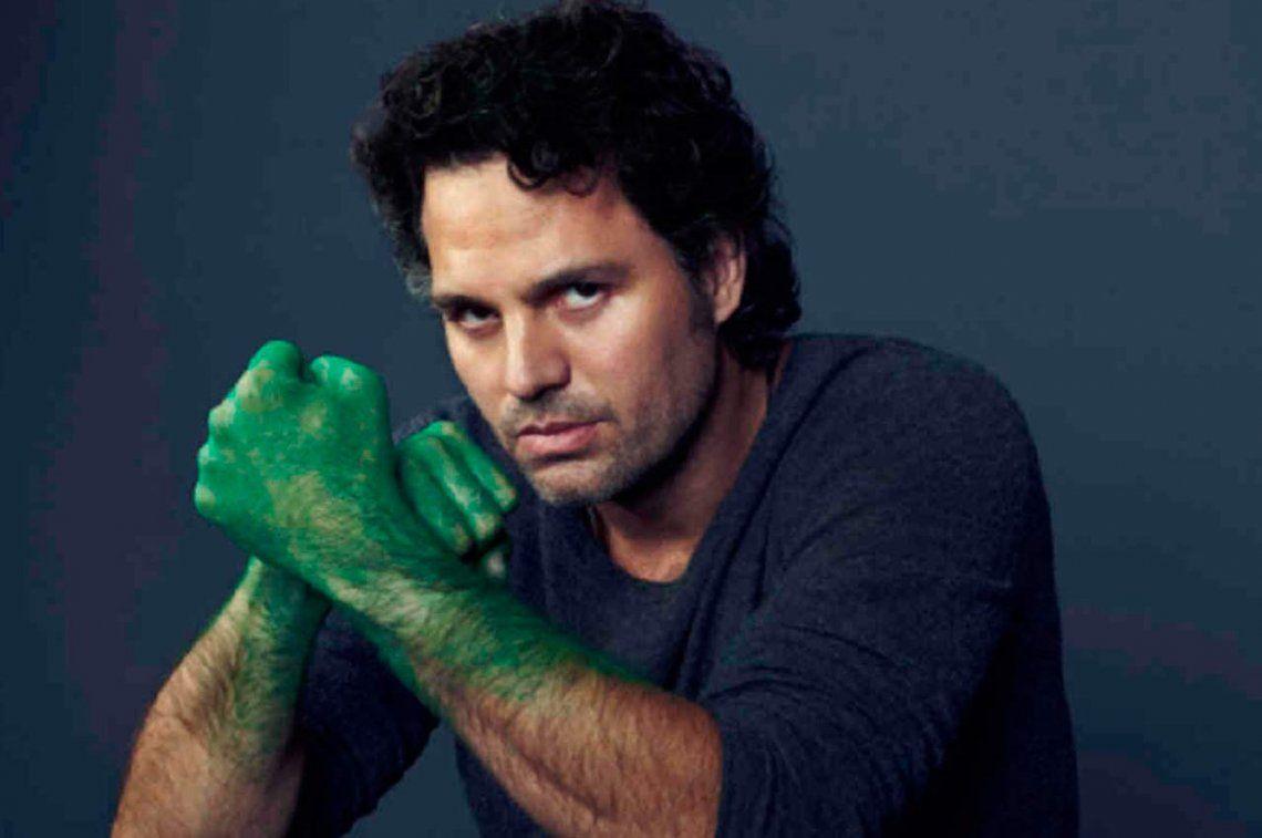 Despidieron por Twitter a Mark Ruffalo por revelar el título de Avengers 4