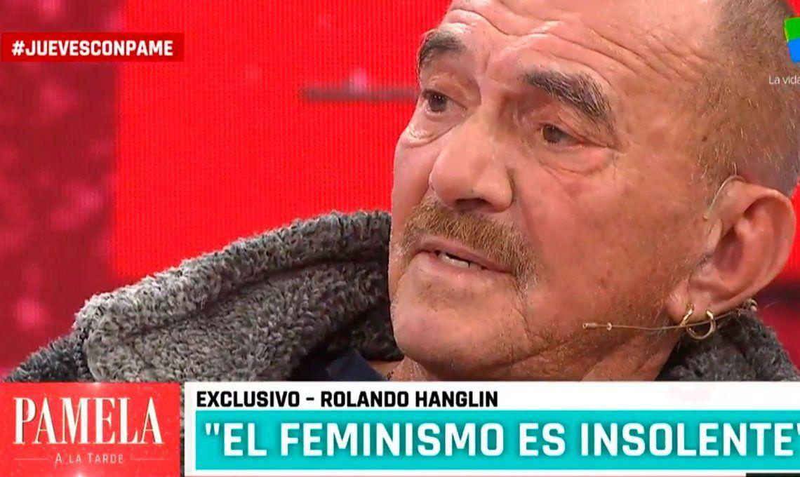 VIDEO I Rolando Hanglin en Pamela a Tarde: Las feministas son fascistas
