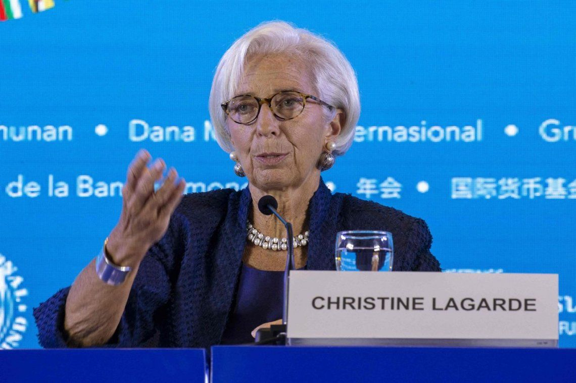 El FMI elogió a Mauricio Macri por cumplir el plan de ajuste