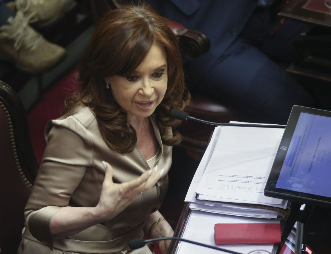 Cristina Kirchner y el freno a la compensación a las distribuidoras de gas
