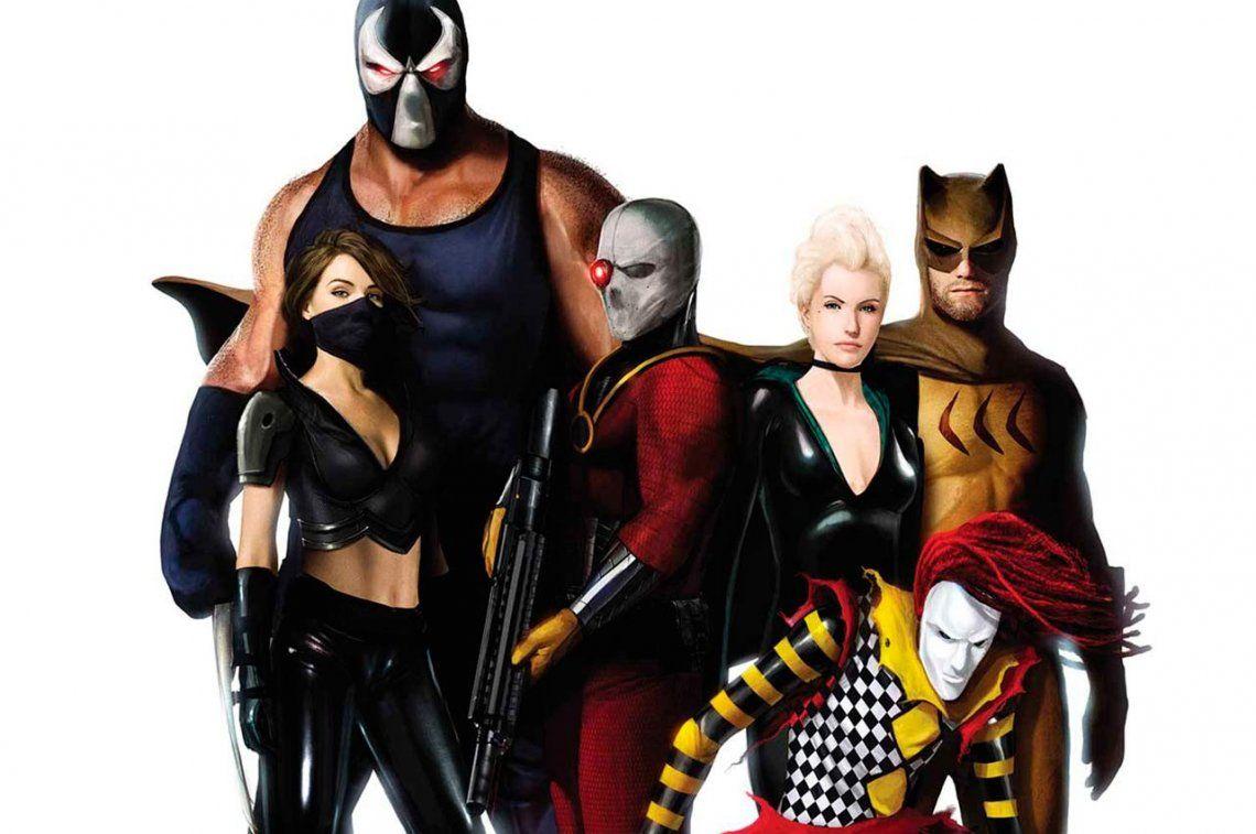 Otra serie de superhéroes: ahora preparan el piloto de Los Seis Secretos