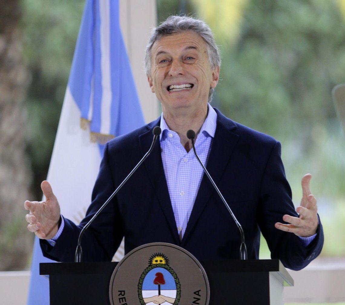 Macri anunció topes en cuotas de créditos UVA y una nueva Ley de Alquileres
