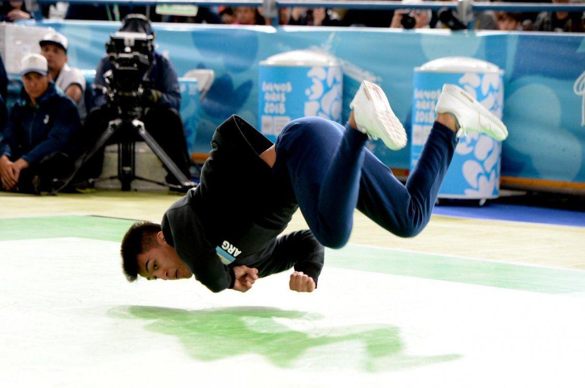 Broly: Hace falta que el breaking entre a los Juegos Olímpicos