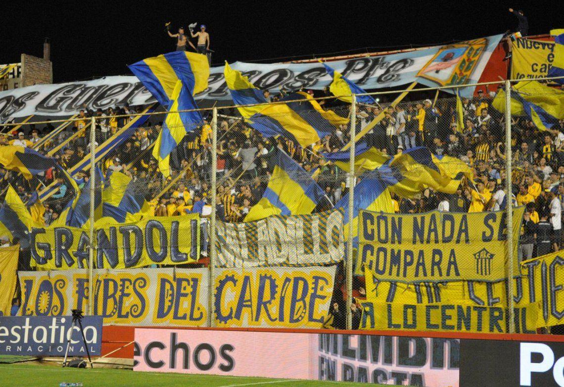 El derecho de admisión en el fútbol sumó un nuevo nombre: el jefe de la barra de Rosario Central