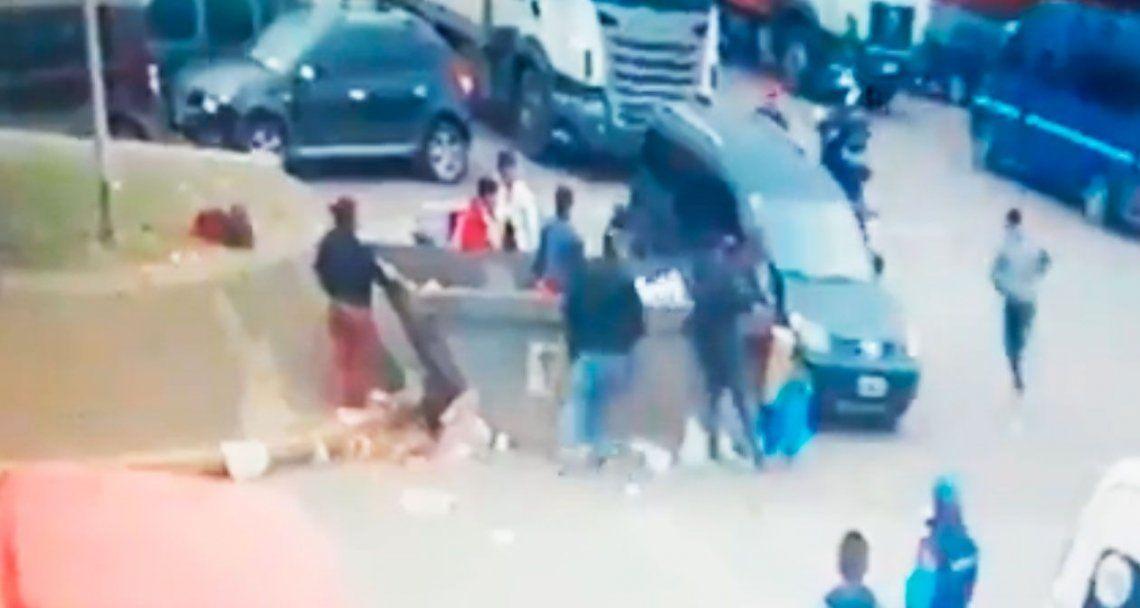 Mercado Central: un policía bonaerense mató a un colega de la Ciudad de Buenos Aires que estaba robando