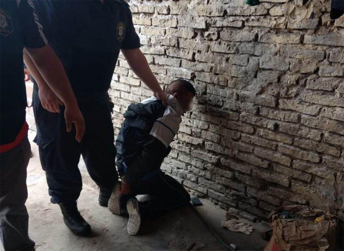 Bernal: mató, fue detenido y se escapó de la comisaría