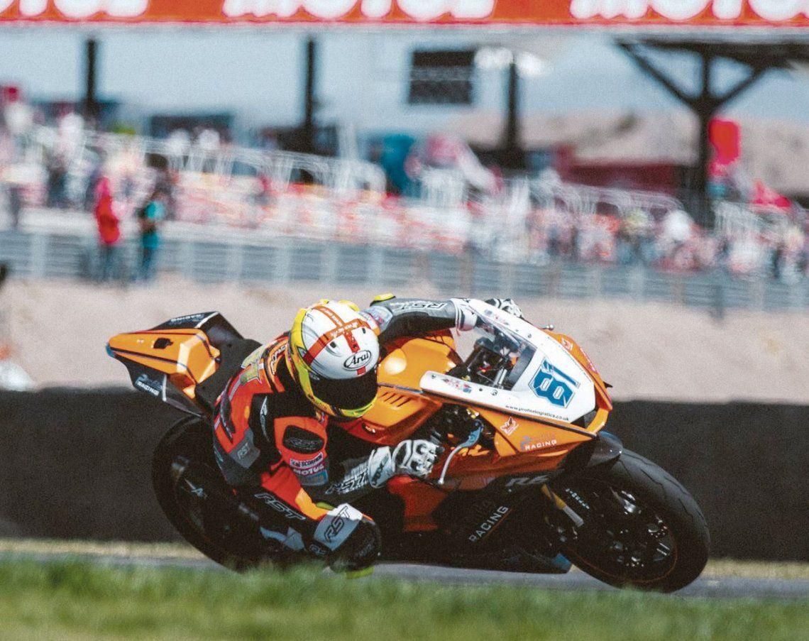 Bien Mercado, 8º en prácticas de Superbike