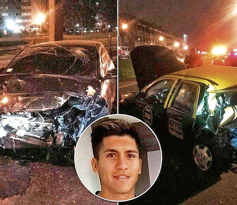 Nahuel Zárate irá a juicio por el choque trágico
