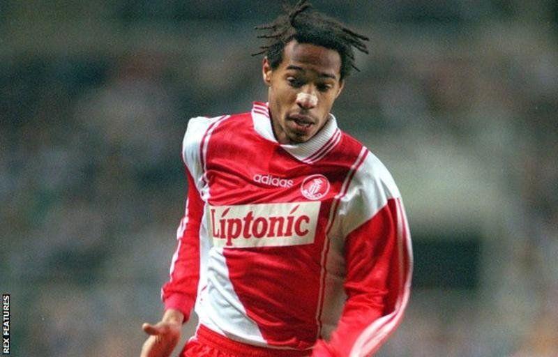 Thierry Henry será entrenador del Monaco, el club que lo vio nacer como futbolista