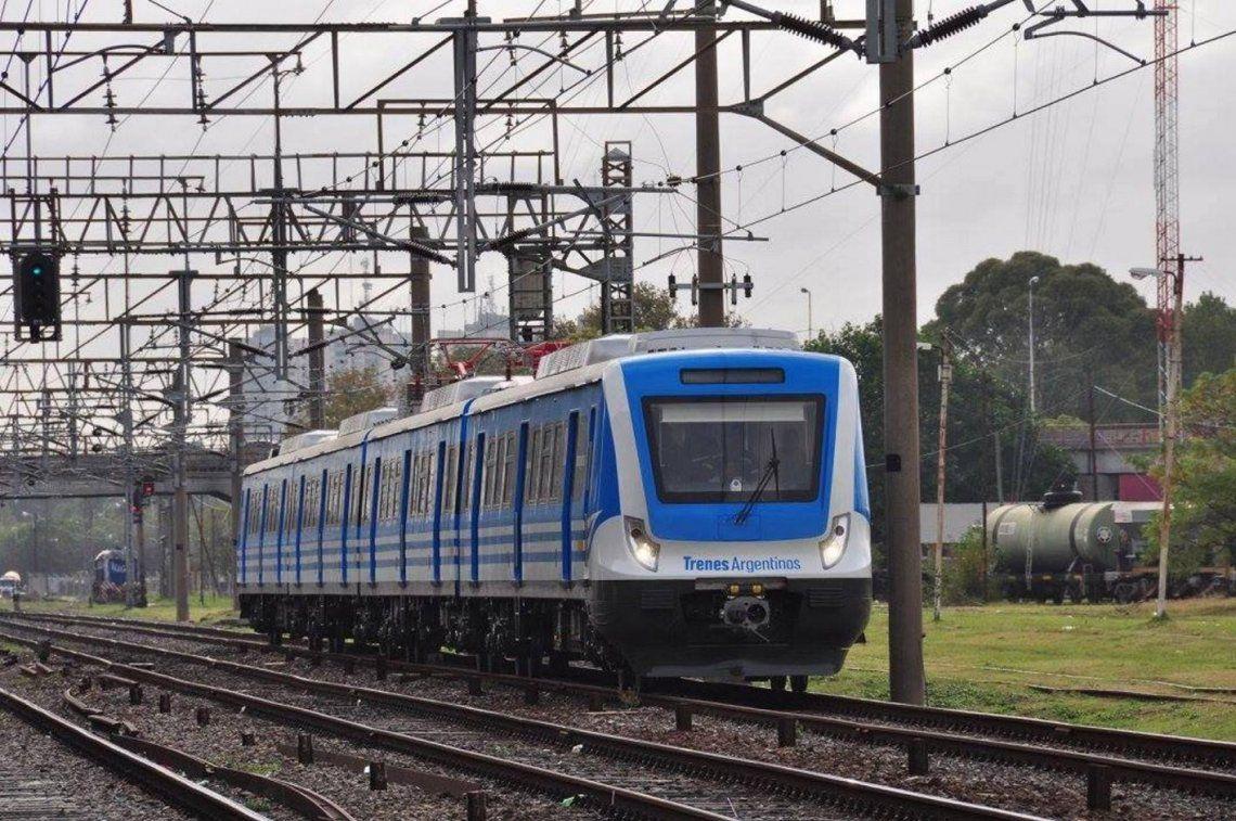Trenes Argentinos: prueban desde hoy la reserva previa
