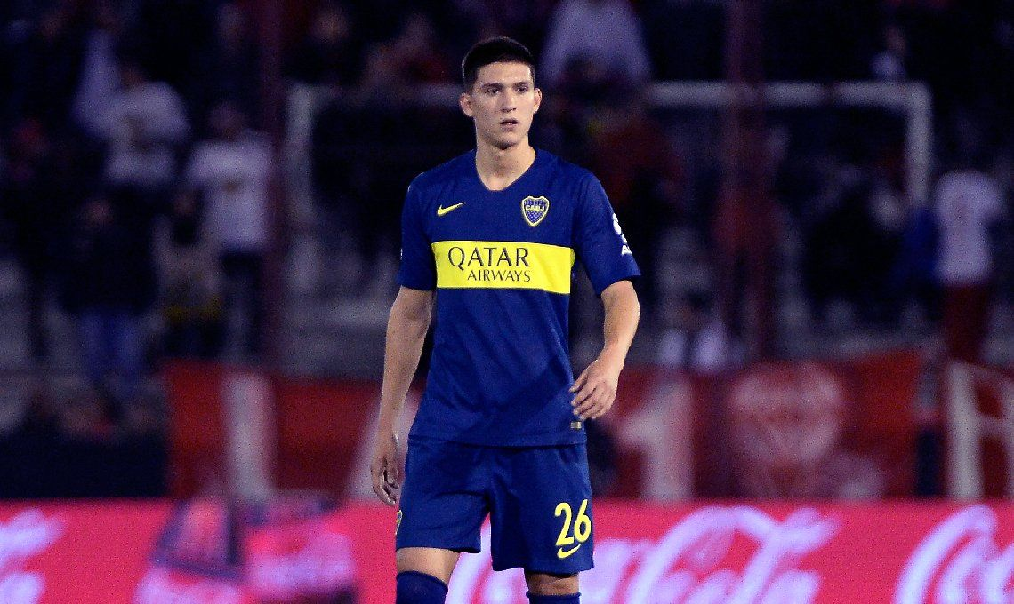 Boca: un partido le bastó a Balerdi para que la Juventus se fije en él