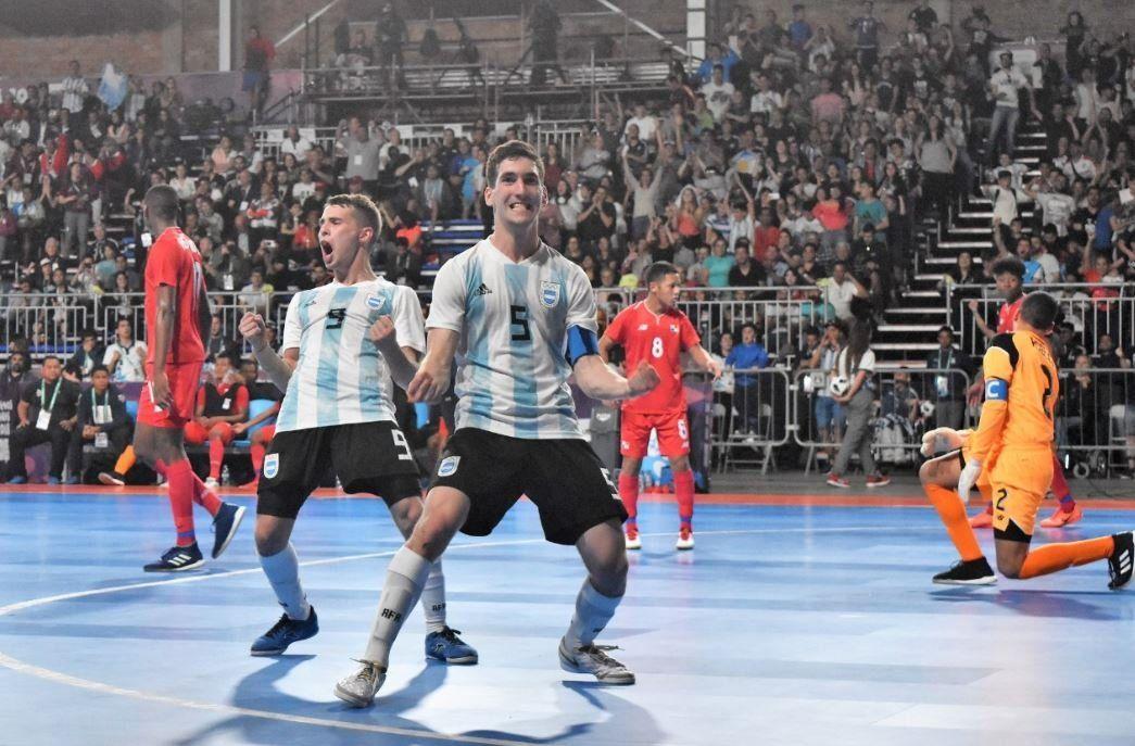 El Futsal tenía que ganarle por seis goles a Panamá para clasificar: ¡le ganó por 10!