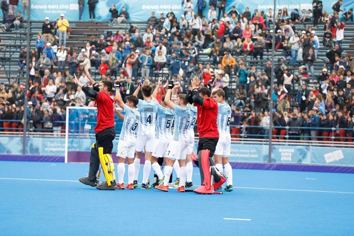 Los Leoncitos se subieron al podio en los Juegos Olímpicos con el bronce