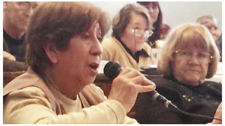 Lomas de Zamora: los abuelos se hacen oír en su Parlamento