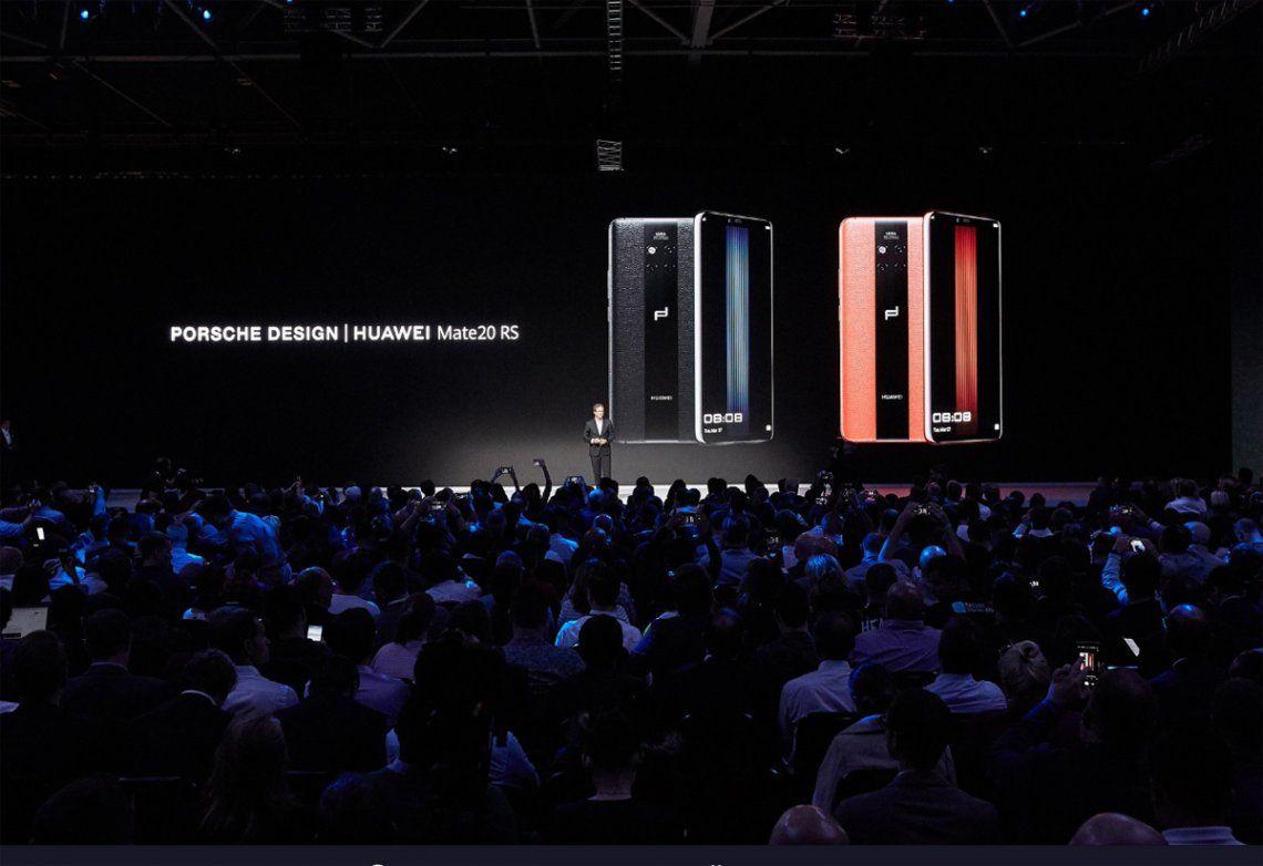 Huawei busca aventajar a Apple y Samsung con sus dos nuevos modelos: Mate 20 y Mate 20 Pro