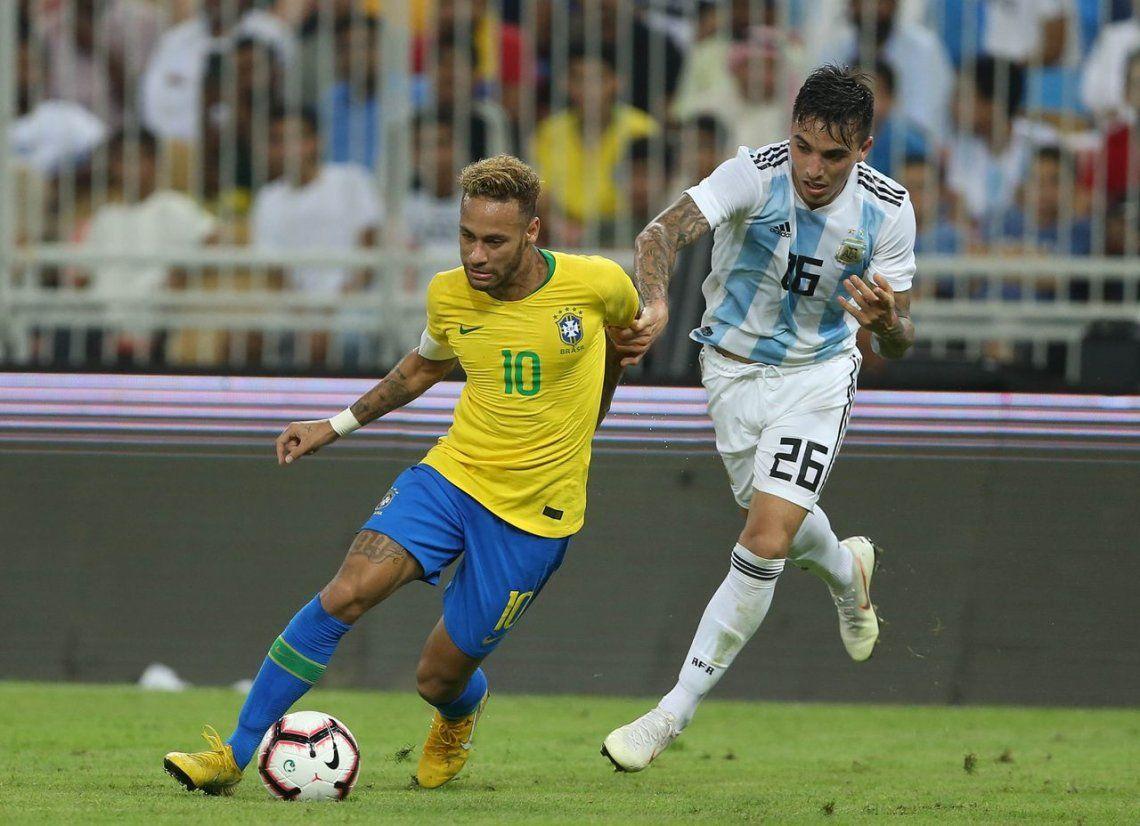 El vicepresidente de la confederación brasileña de fútbol pide que Neymar no juegue la Copa América