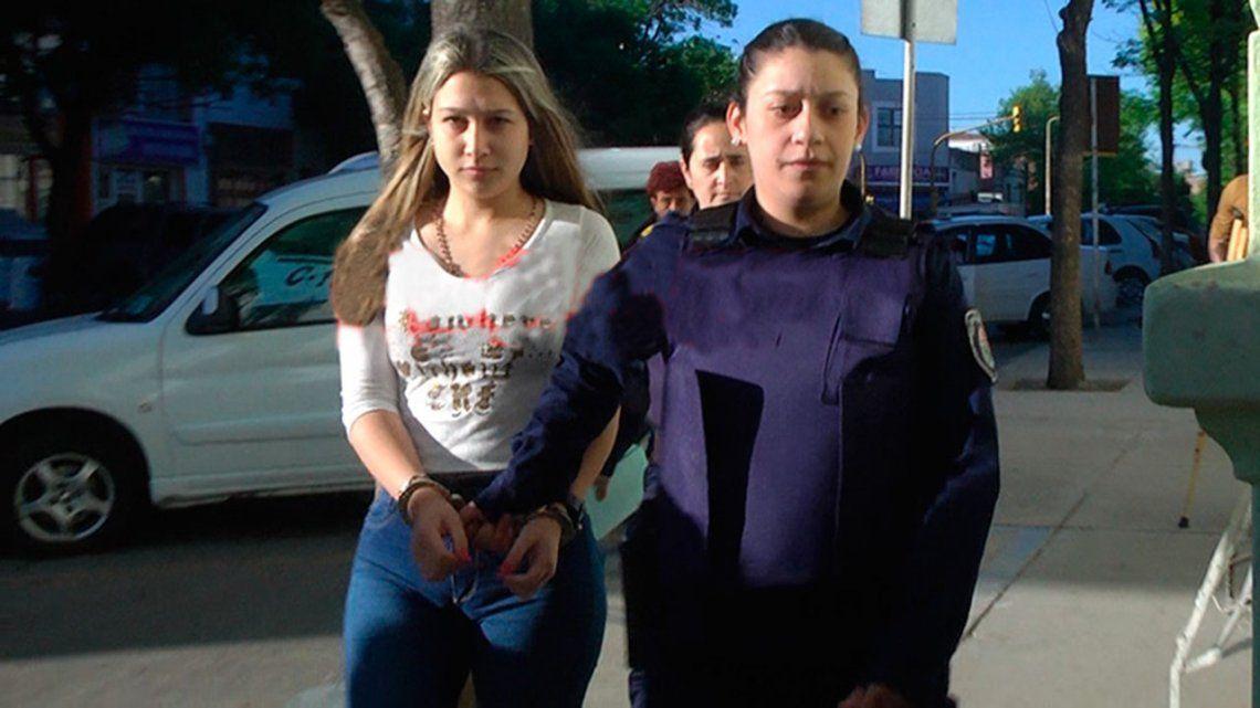 El Servicio Penitenciario dice que Nahir Galarza mintió sobre su embarazo: Los estudios dieron negativo