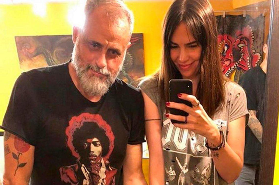La emotiva carta de Jorge Rial, a horas de su casamiento con Romina Pereiro