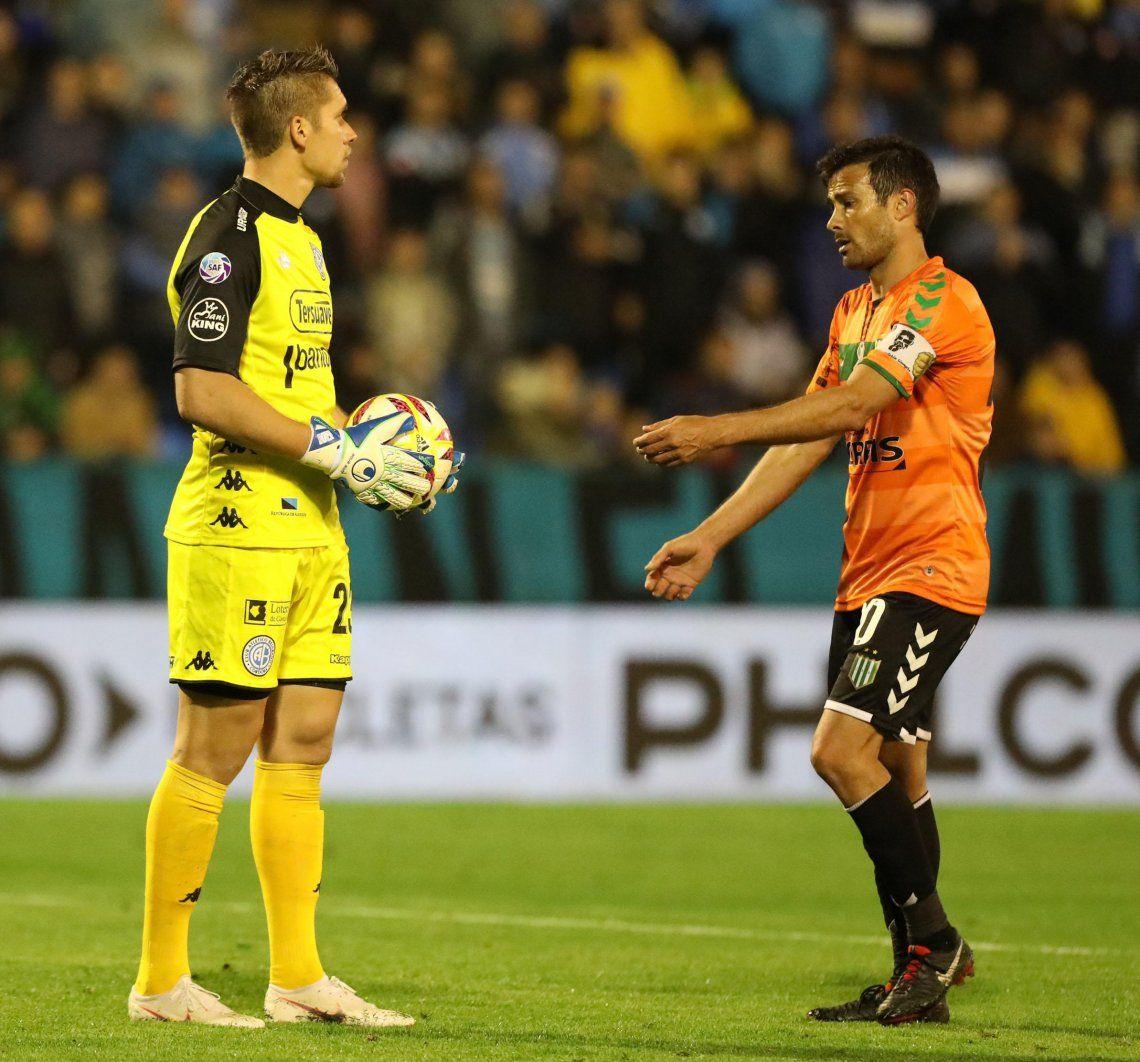 VIDEO   El gol más insólito de la Superliga