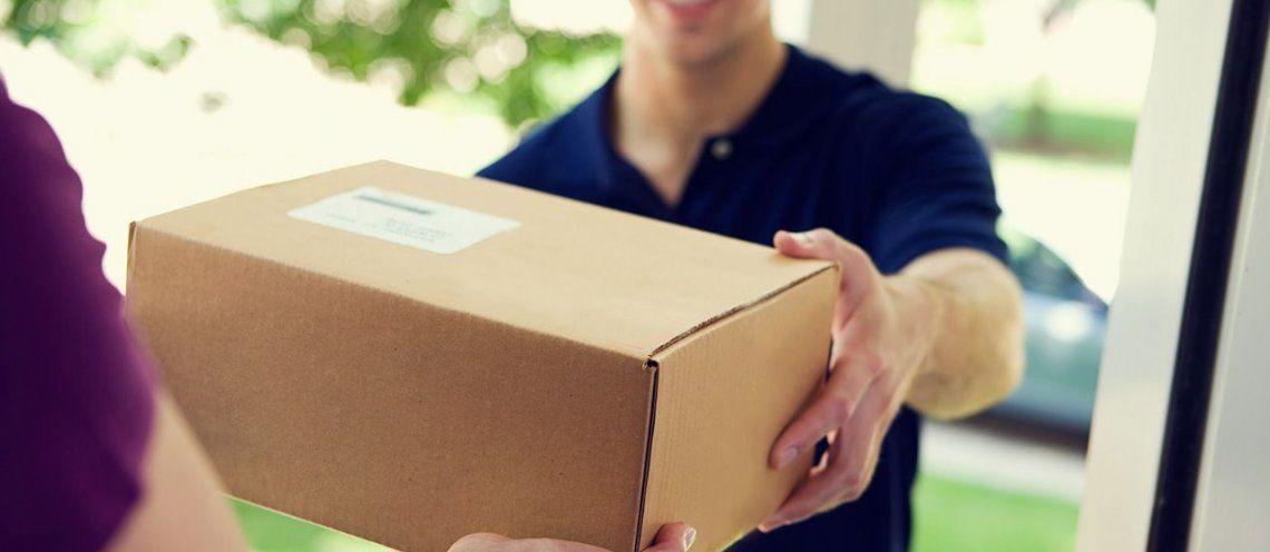 Quejas de usuarios por el sistema de envíos puerta a puerta