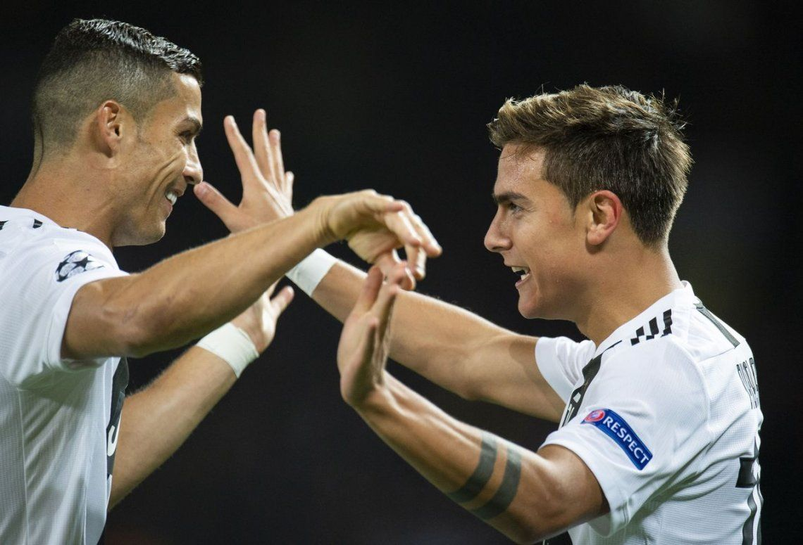 Gustavo Dybala: Hay varios que están incómodos en Juventus por Cristiano