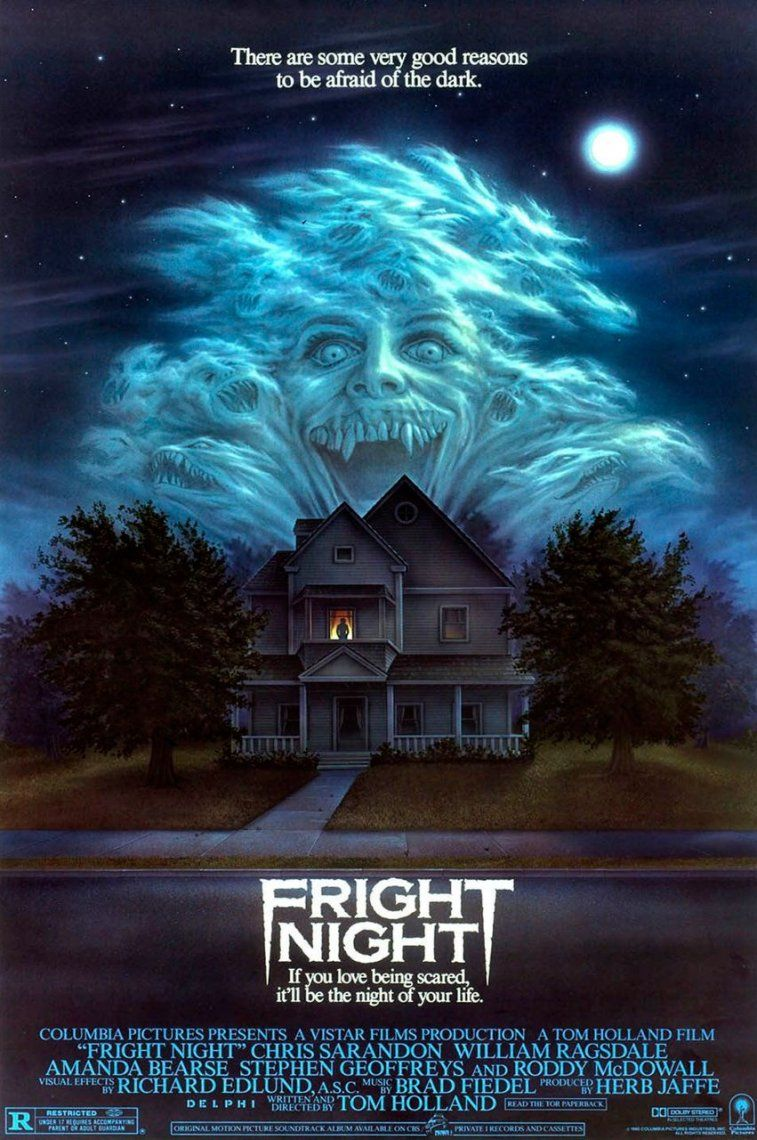 50. Fright Night | 1985 | Tom Holland