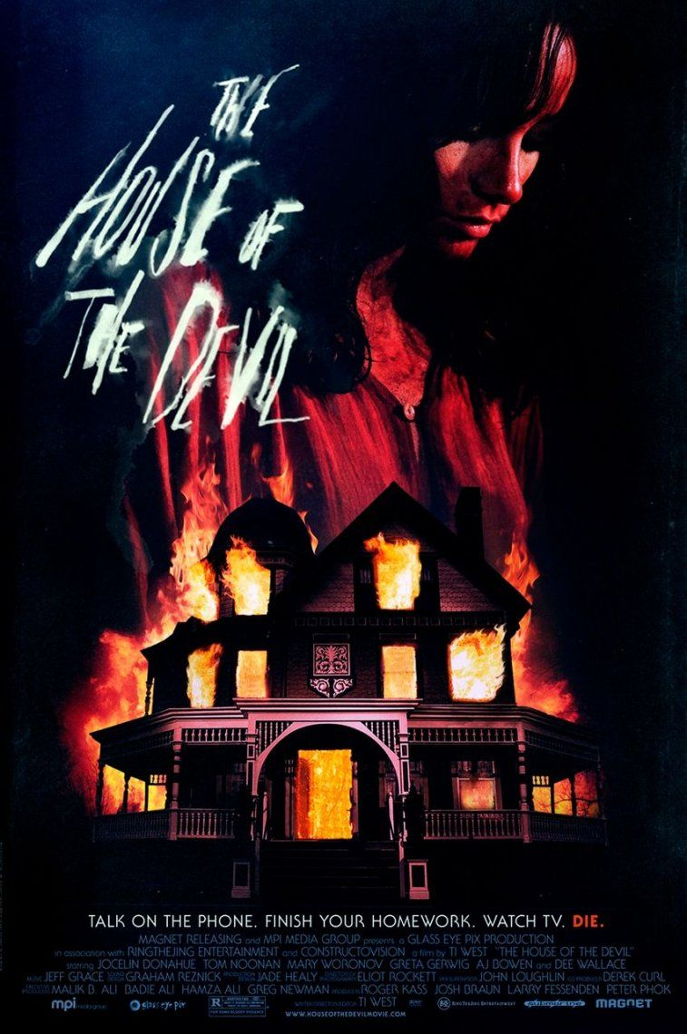 49. The House of the Devil | 2009 | Ti West