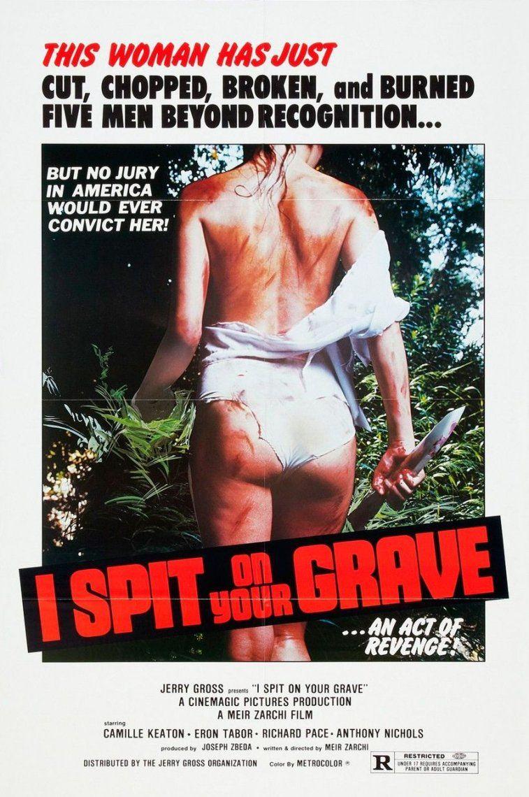 46. I Spit on Your Grave | 1978 | Meir Zarchi