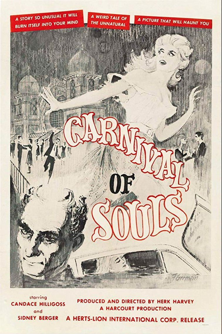 43. Carnival of Souls | 1962 | Herk Harvey