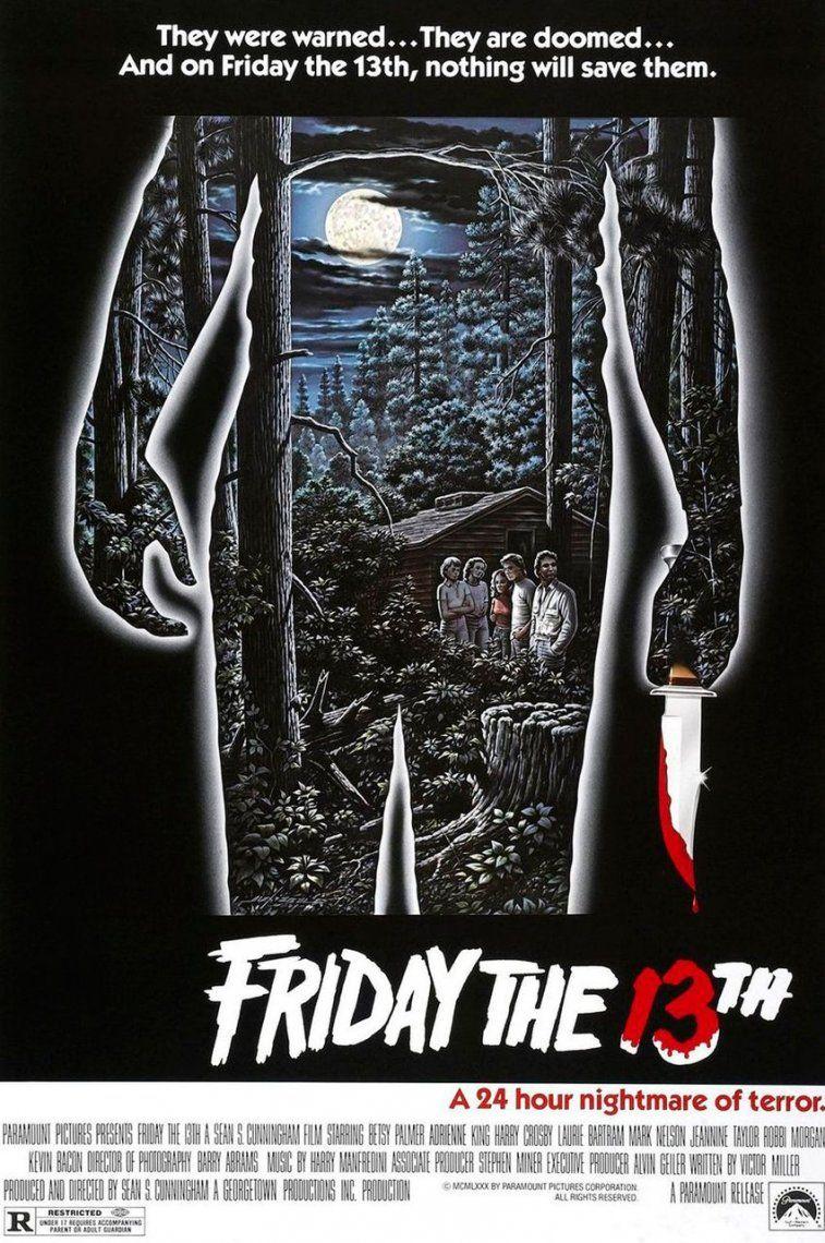42. Friday the 13th | 1980 | Sean S. Cunnungham