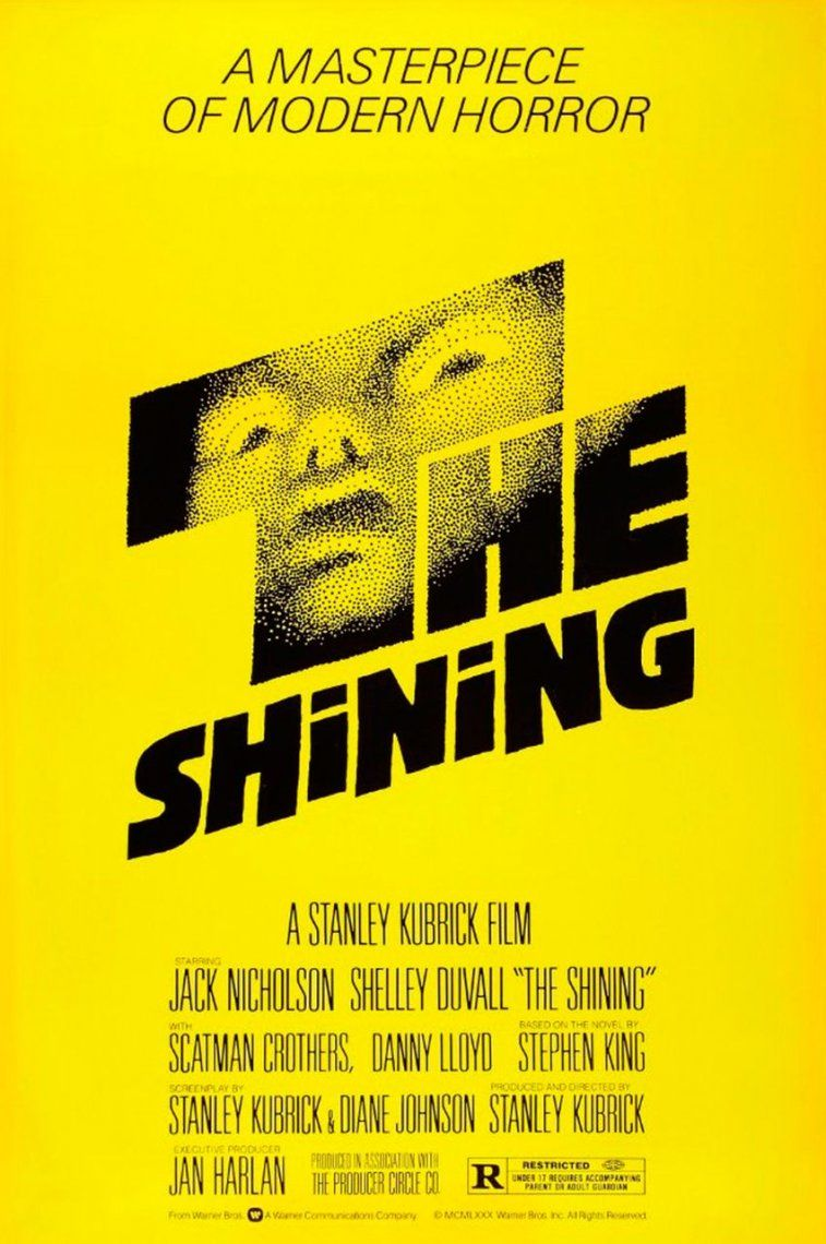 37. The Shining | 1980 | Stanley Kubrick