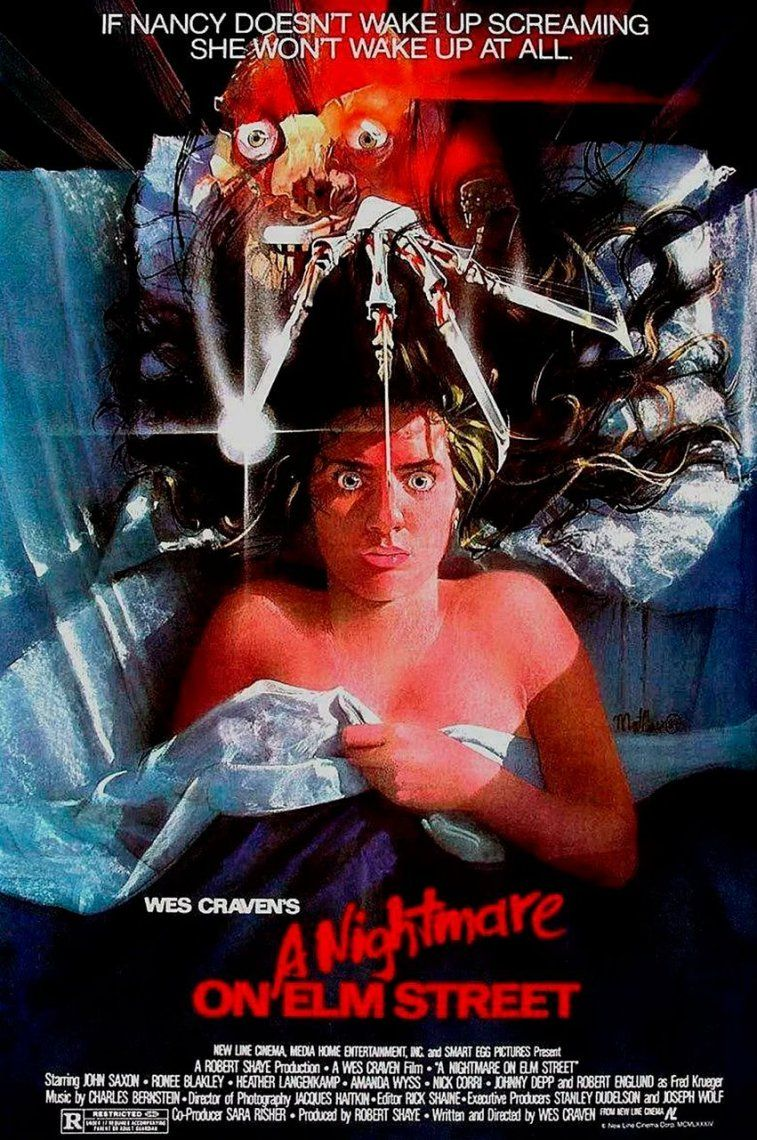 35. A Nightmare on Elm Street | 1984 | Wes Craven