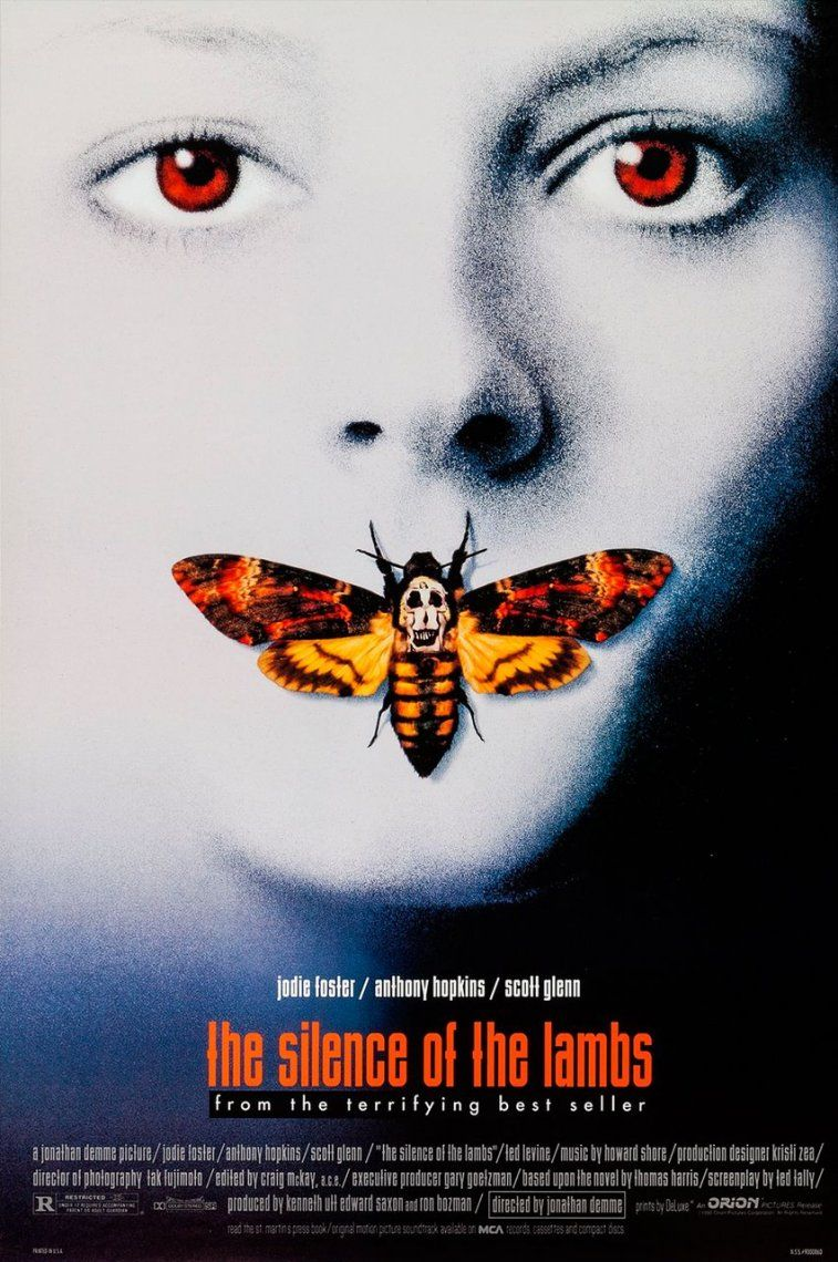 33. The Silence of the Lambs | 1991 | Jonathan Demme