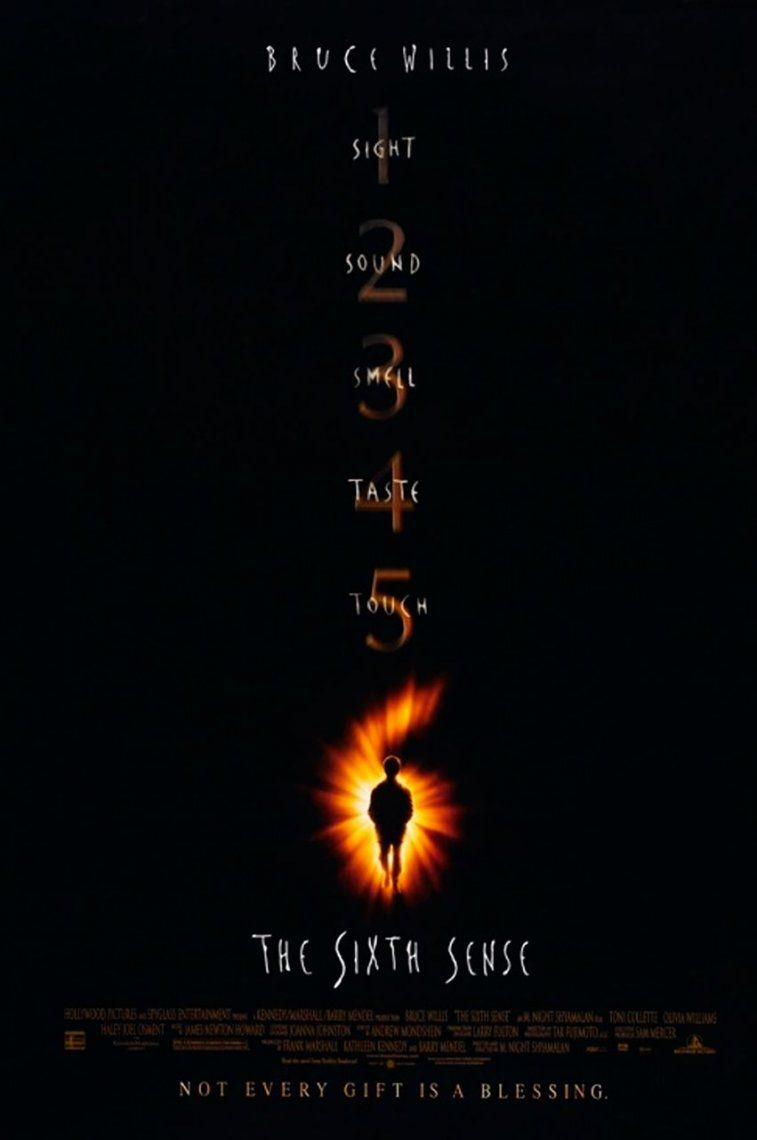 32. The Sixth Sense | 1999 | M. Night Shyamalan