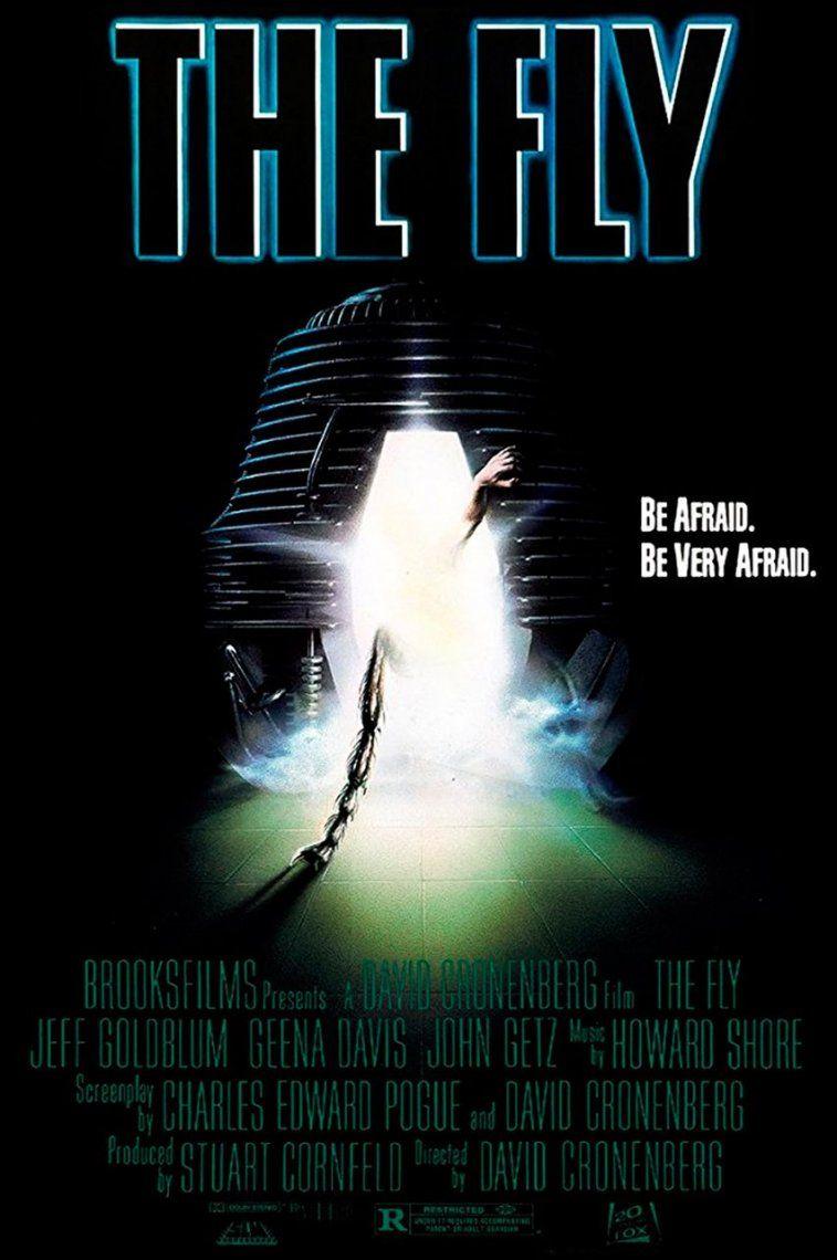 22. The Fly | 1986 | David Cronenberg