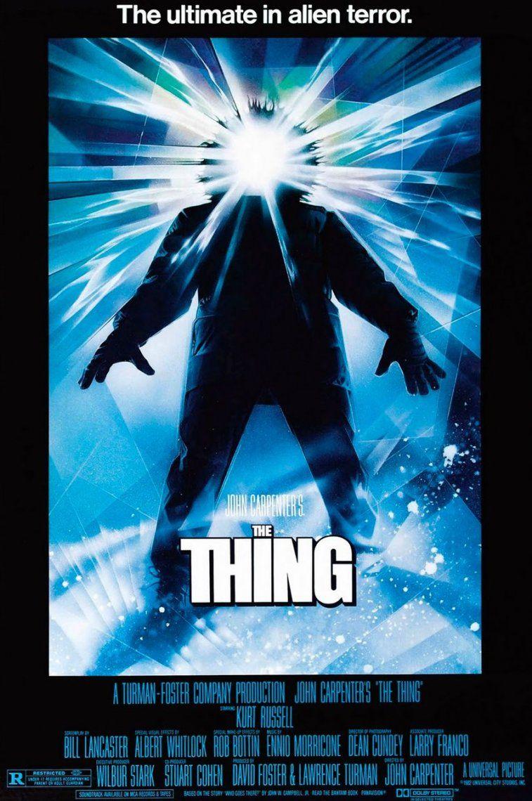 17. The Thing | 1982 | John Carpenter