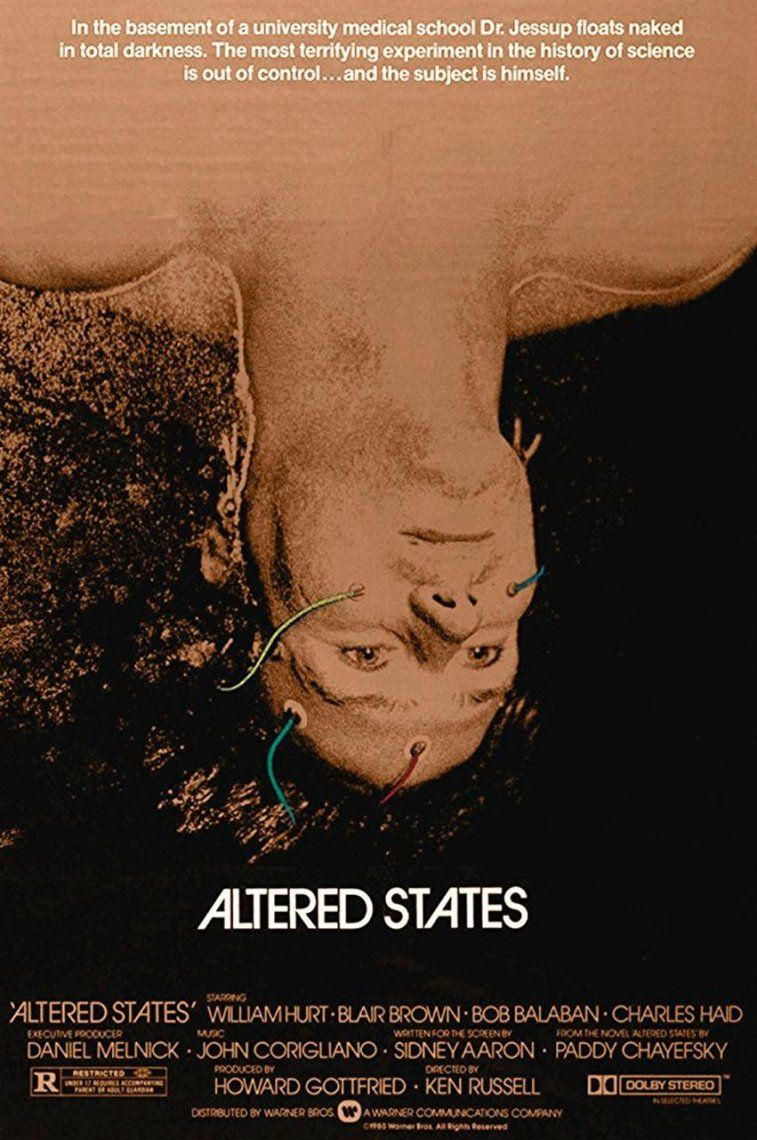 08. Altered States | 1980 | Ken Russell