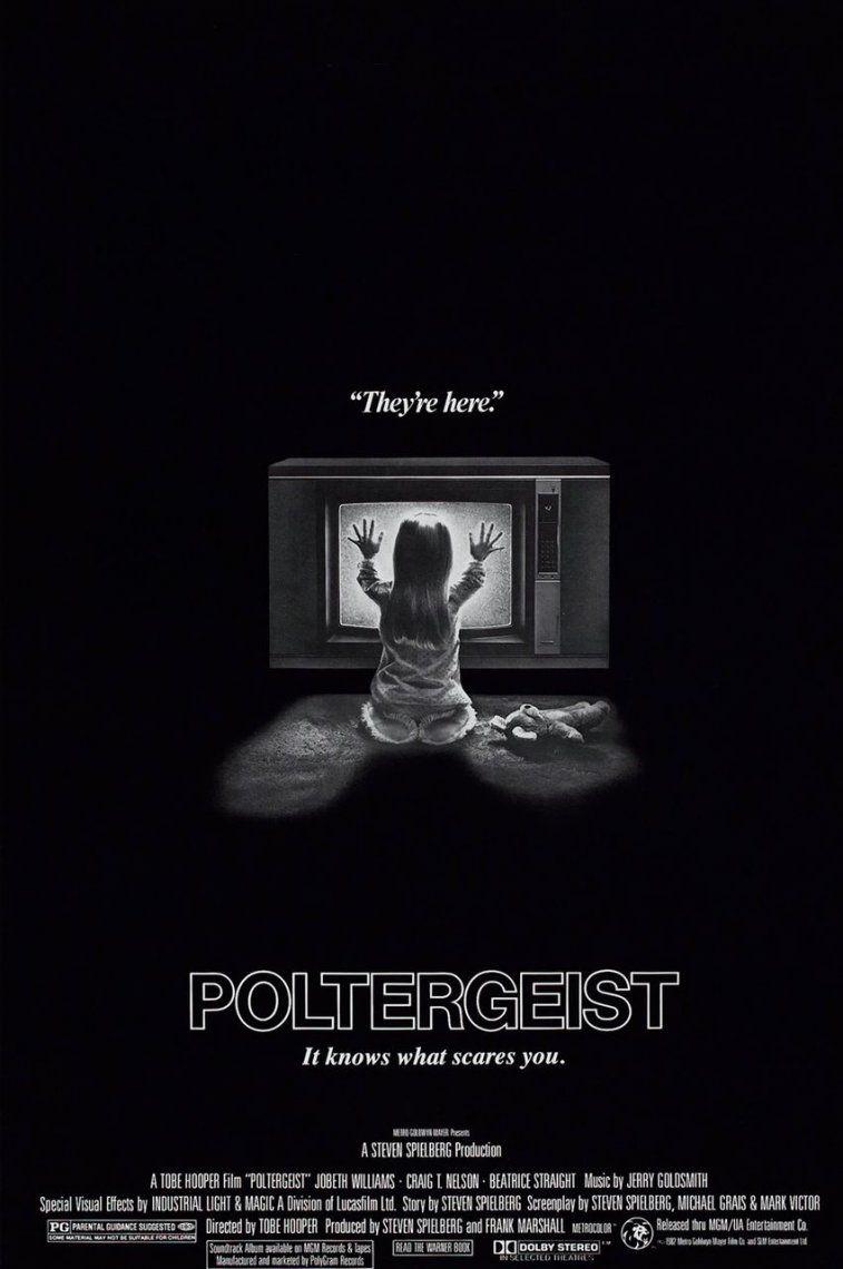 02. Poltergeist | 1982 | Tobe Hooper