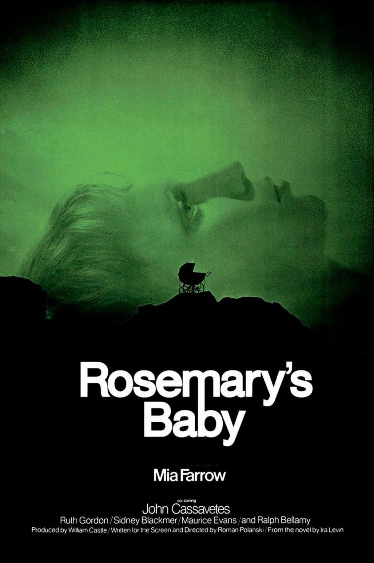 01. Rosemarys Baby | 1968 | Roman Polanski