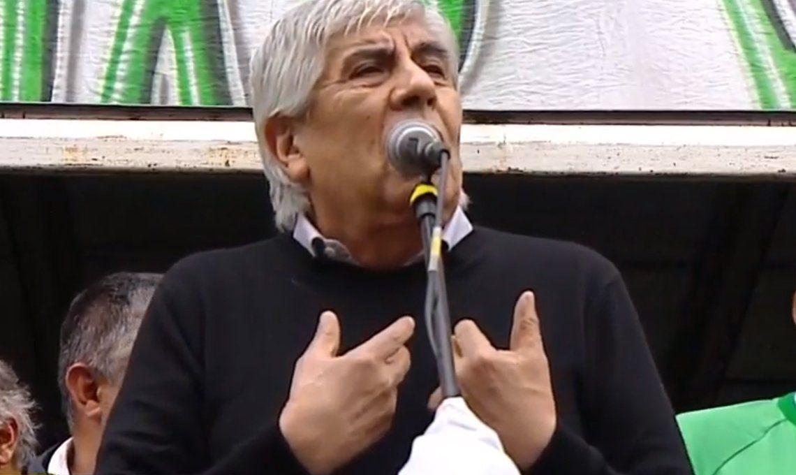 Hugo Moyano tras los allanamientos: ¿Para qué trajeron 150 gendarmes si no somos delincuentes?