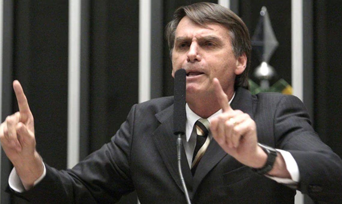 Jair Bolsonaro prometió una óptima alianza con Macri y la Argentina