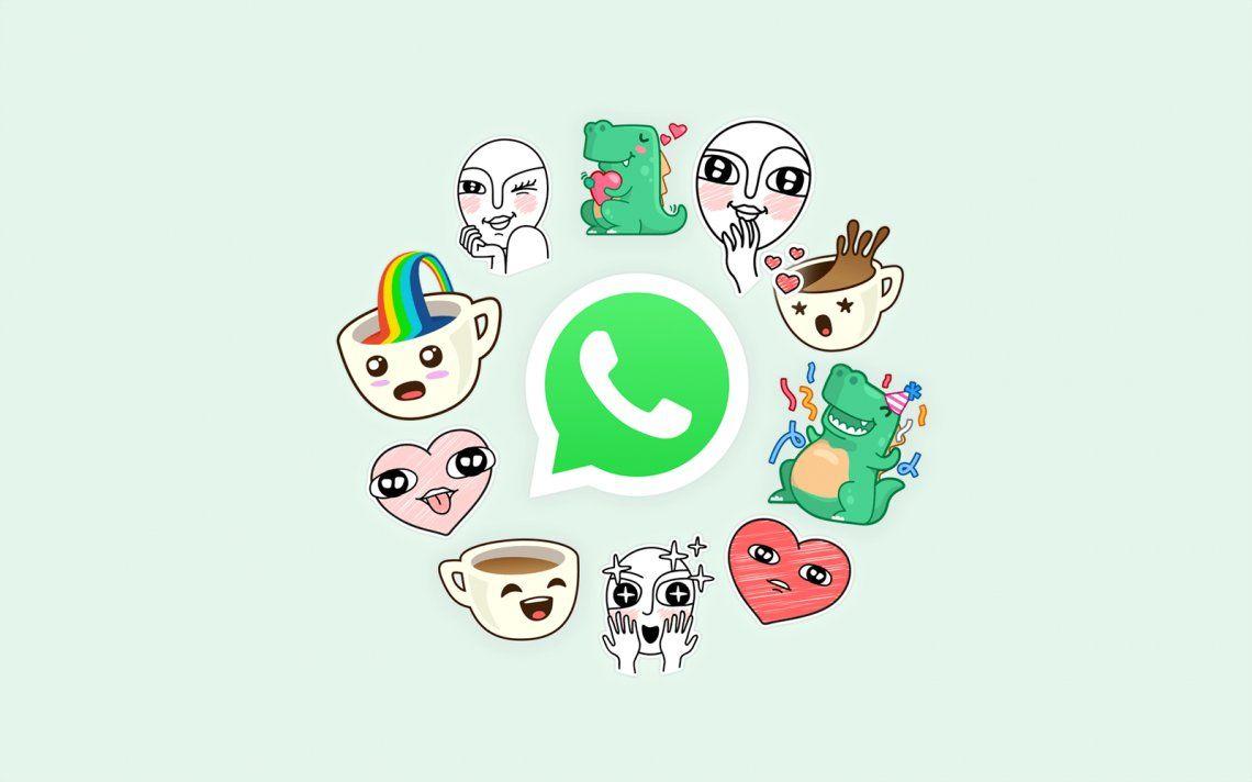 WhatsApp: cómo serán los nuevos stickers para los chats