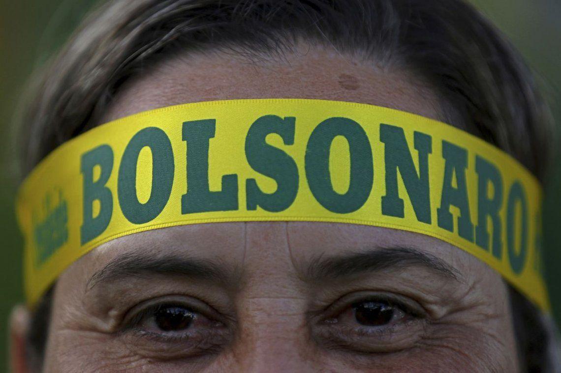 Brasil eligió: Bolsonaro es el nuevo presidente con el 55% de los votos