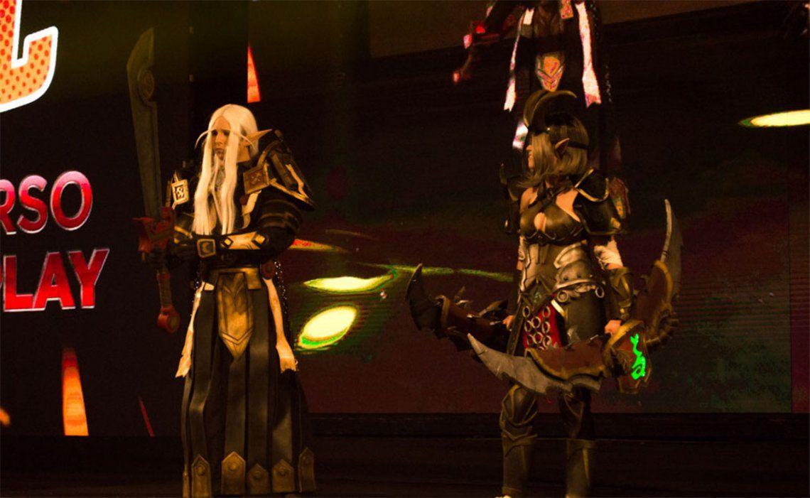 El desfile de cosplay que se robó todos los flashes en la Argentina Game Show