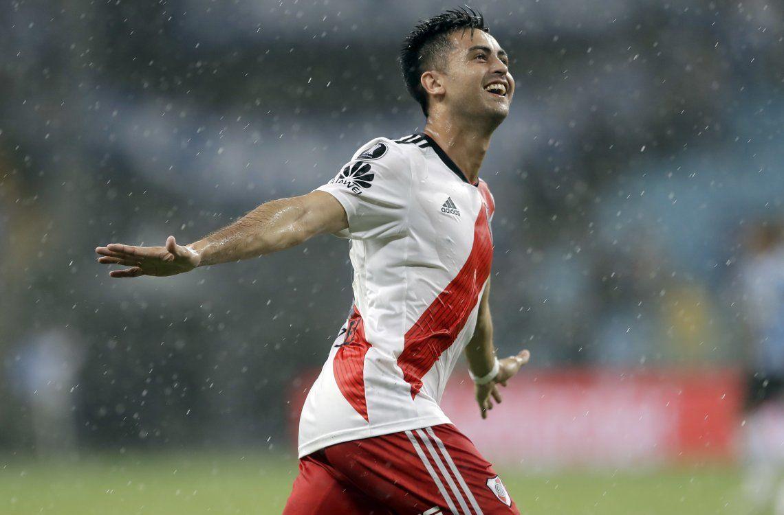 'Pity' Martínez de River Plate