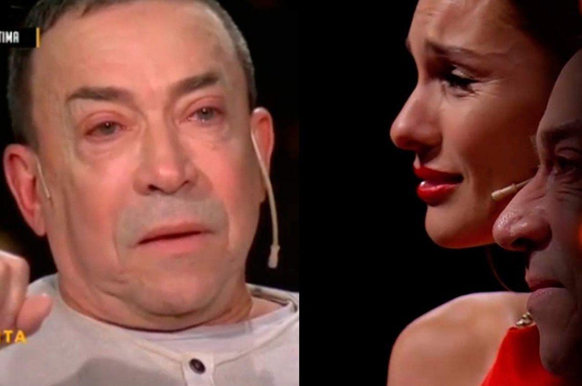 Entre lágrimas, Pachano hizo llorar a Pampita: No sé cuánto me queda de vida