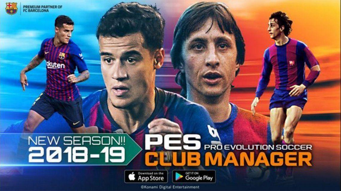 PES Club Manager: cuáles son las mejoras que trae la actualización